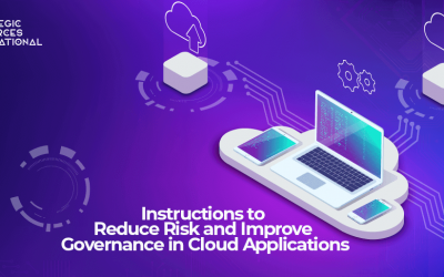 Instructions to Reduce Risk and Improve Governance in Cloud Applications